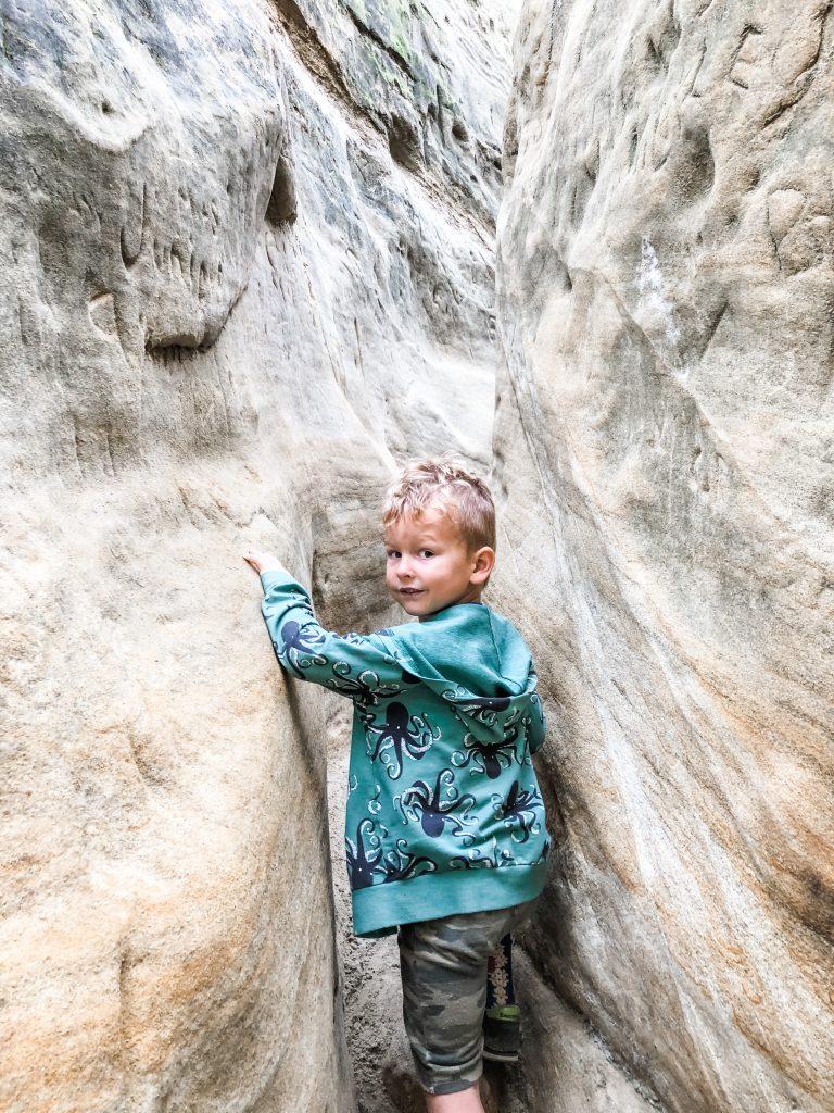 Annie's Canyon Slot Canyon