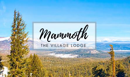 Mammoth The Village Lodge